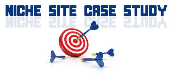 niche site case study