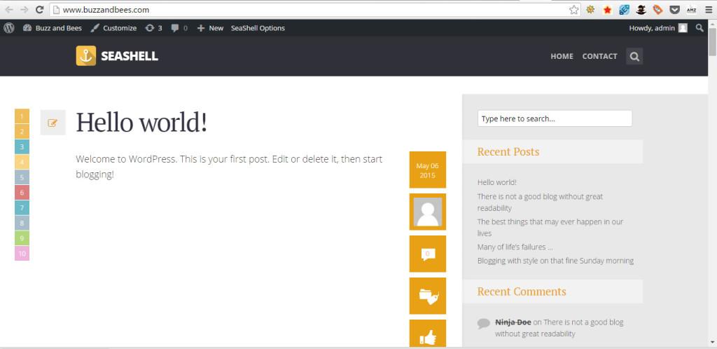 authority website