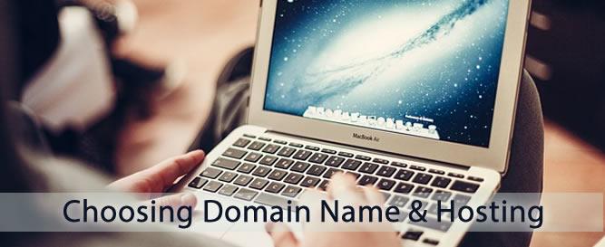 choosing-domain-name-and-hosting