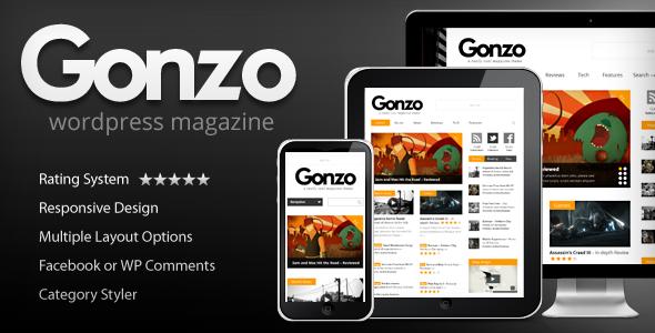 gonzo-theme