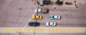 December 2013 Traffic & Income Report
