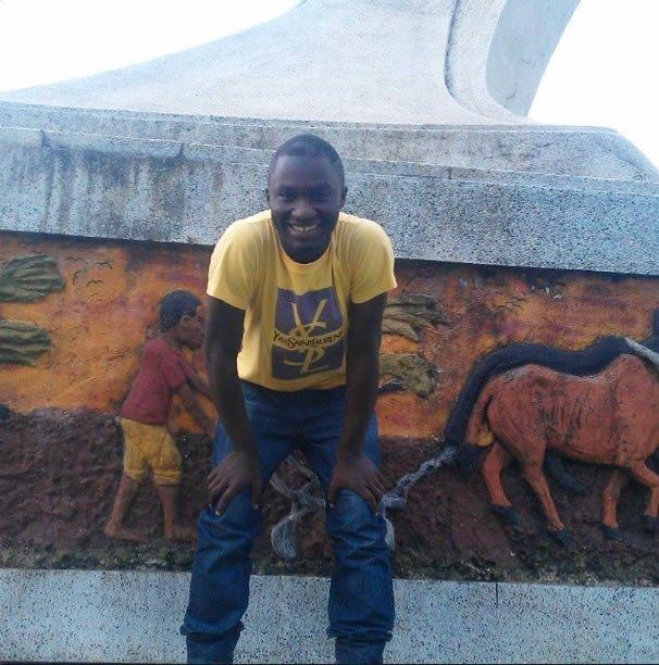Don Modekali in Arusha