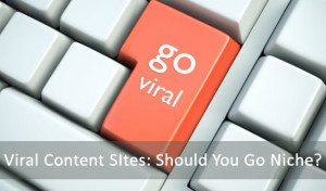Viral Content Sites: Should You Go Niche?